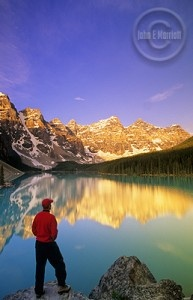 Banff National Park area - great hiking