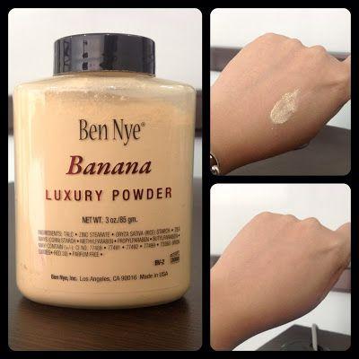 Random rantings of a self-confessed Voucher Addict: BEN NYE: Banana Luxury Powder