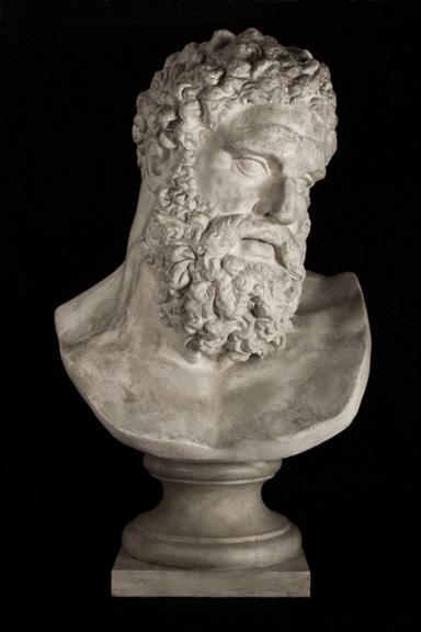 Bust of Ercole Farnese by FeliceCalchi