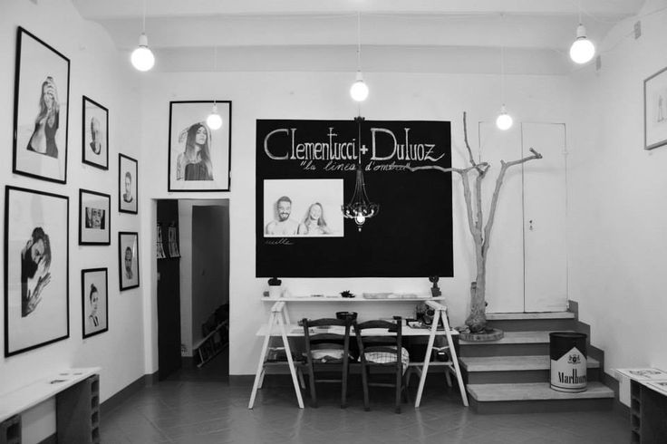 Clementucci + Duluoz at Parione9 art gallery