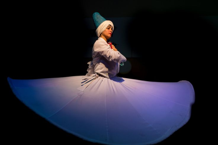 Sufi Whirling by Zillay Ali on 500px - Sufi whirling is a form of Sama or physically active meditation which originated among Sufis, and which is still practiced by the Sufi Dervishes of the Mevlevi order in Turkey. It is a customary dance performed within the Sema, or worship ceremony, through which dervishes aim to reach the source of all perfection, or kemal