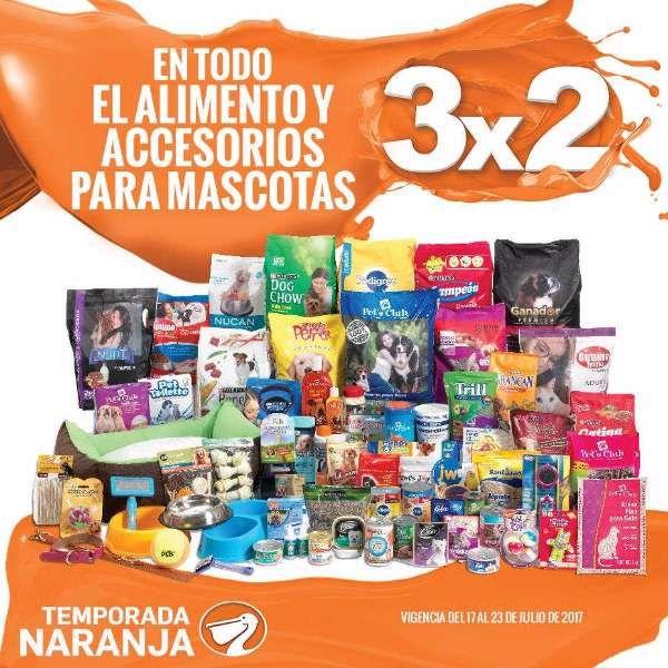 Esta semana aprovecha la nueva promoción estelar de la Temporada Naranja (antes Julio Regalado) en tiendas La Comer. Pues a partir de hoy lunes 17 de ...