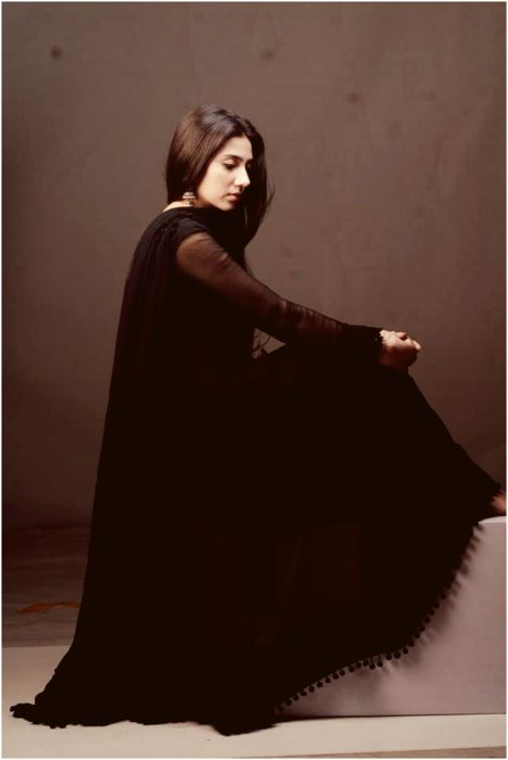 Beautiful Mahira Khan In Feeha Jamshed Anarkalil Love It