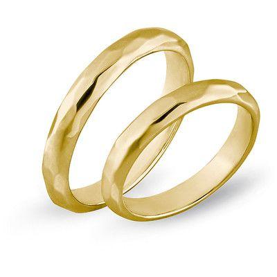 Comete unisex wedding ring Farfalle ANB 1890G M13 - WeJewellery