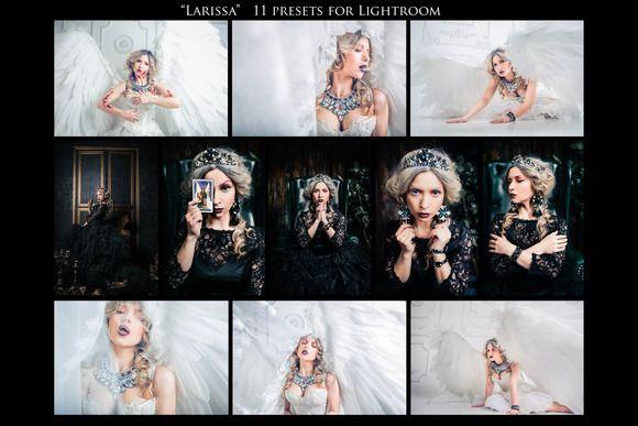 Larissa- 11 presets for Lr by Krisp_Krisp on @creativework247