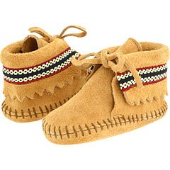 i am in love with Minnetonka moccasins for kids.
