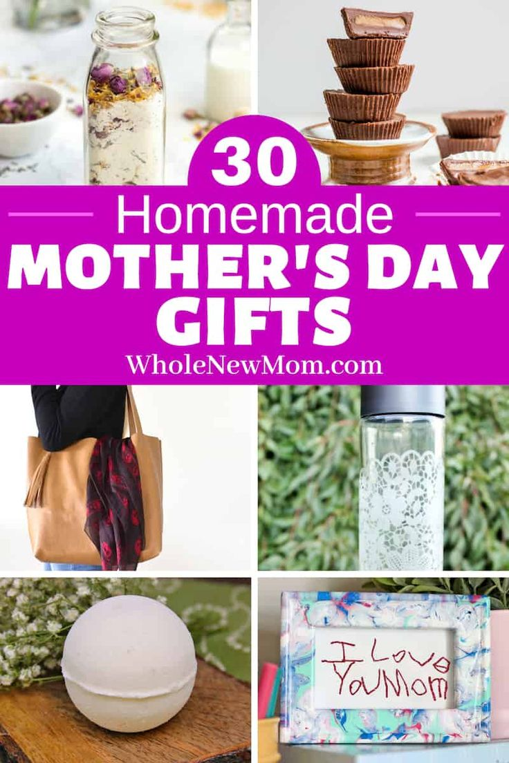 Homemade mothers day giftsfood beauty and more