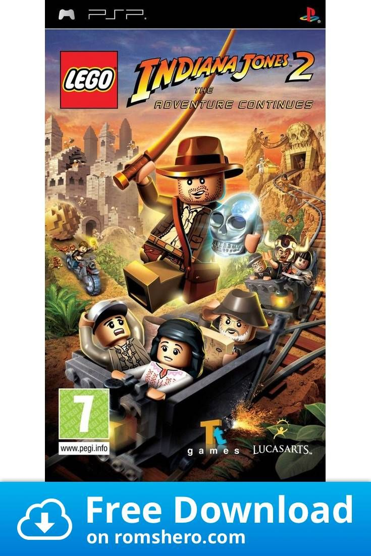 Psp Image By Melody May In 2020 Lego Indiana Jones Playstation