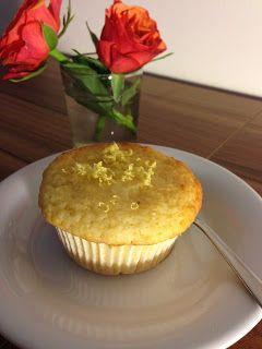Home is where I bake: Lemon Muffins