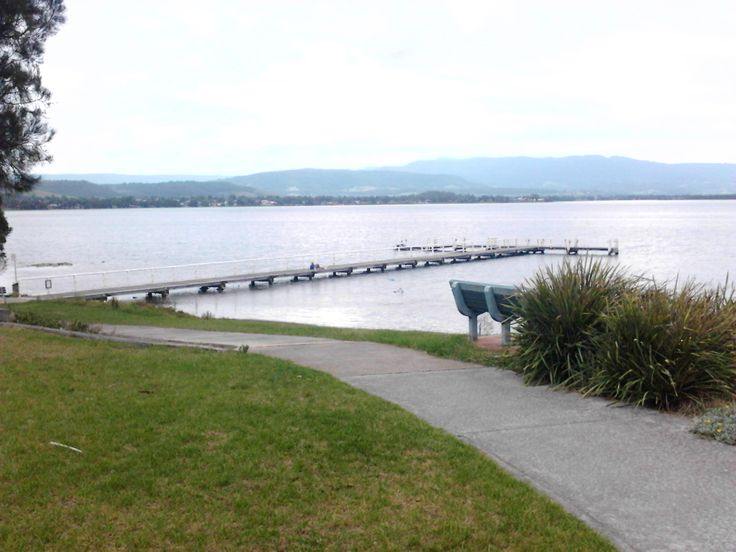 2013 Boonerah Point. Lake Illawarra.