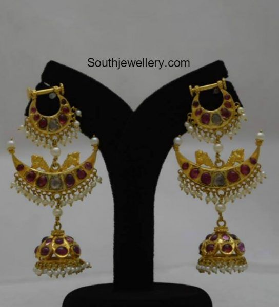 Antique Gold Earrings photo