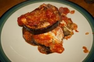 Saffron rice, Eggplants and Mozzarella on Pinterest