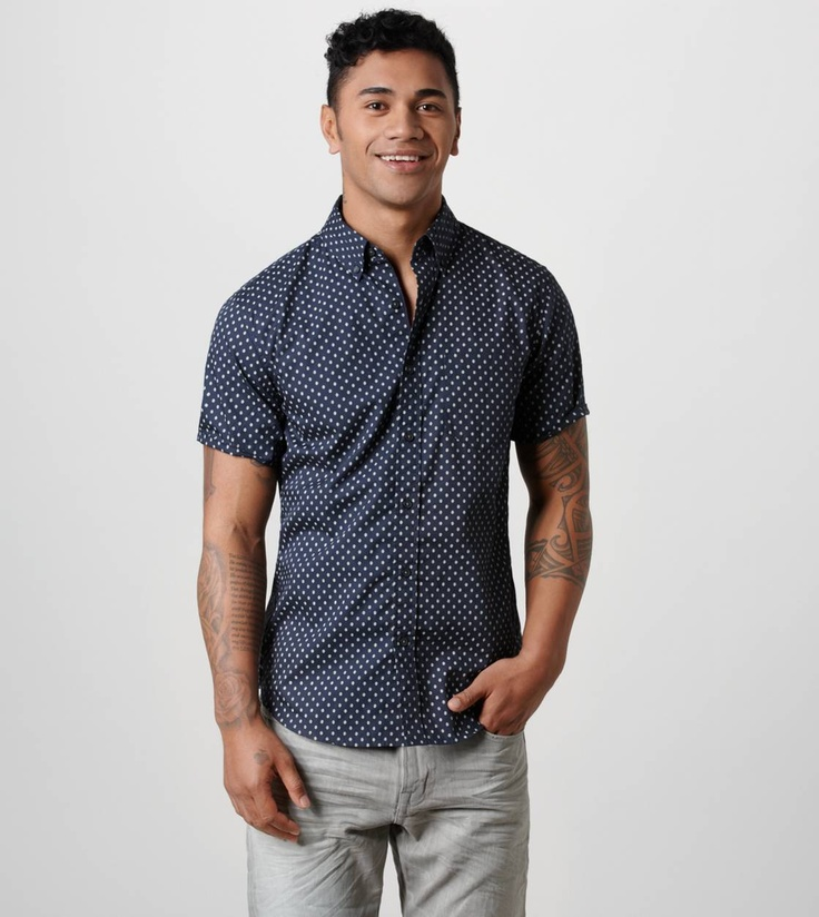 Short sleeve button down shirts for men for those summer days.
