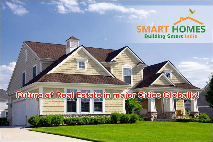 Future of Real Estate in major Cities Globally! #Dholera #DholeraSIR #DholeraSmartCity #Gujarat