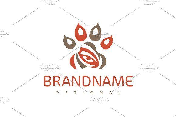Inner Eye of the Beast Logo by Zack Fair Design on @creativemarket