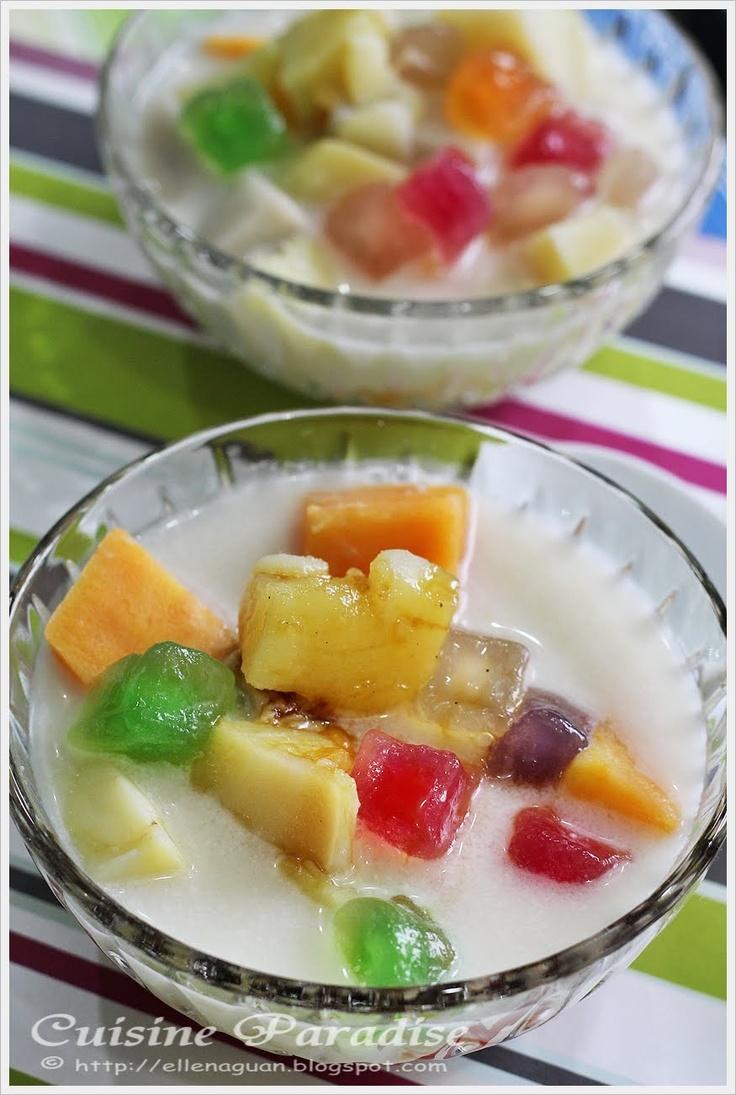 Cuisine Paradise | Singapore Food Blog - Recipes - Food Reviews - Travel: [Dessert] Bo Bo Cha Cha(摩摩查查)