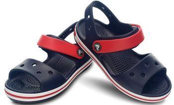 Crocband Sandal Navy Kids #crocs