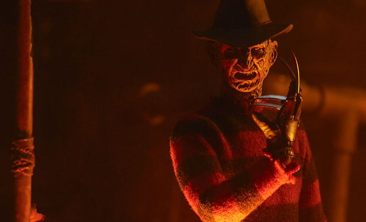 Share this with your friends and receive a $15 promo code. Click here to write your message. Nightmare on Elm Street Freddy Krueger Sixth Scale Figure