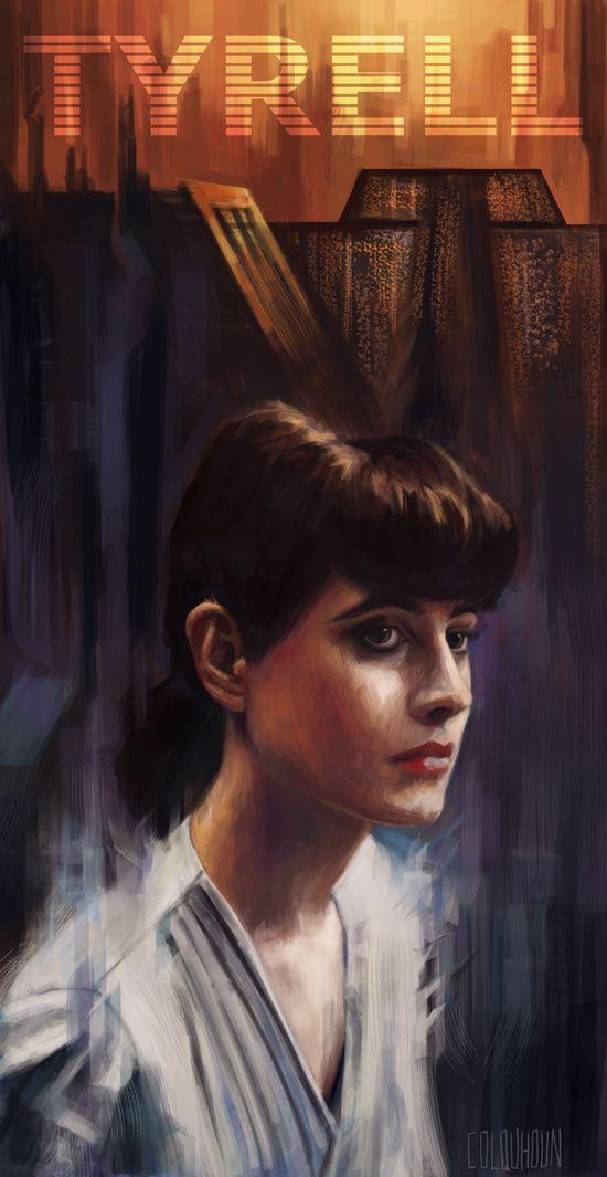 Rachael by RJColquhoun.deviantart.com on @DeviantArt