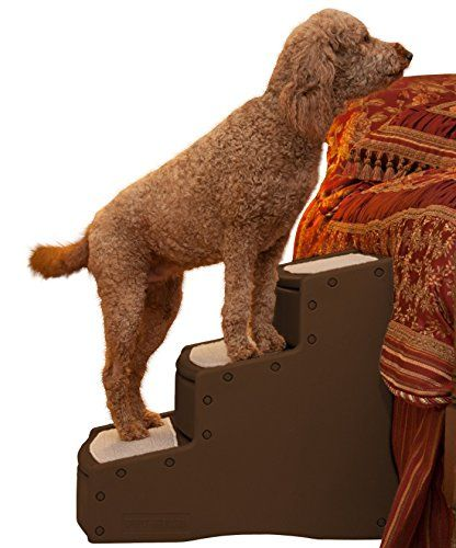 I just read a great review on this Pet Gear Easy Step III Extra Wide Pet Stairs, 3-step/for cats and dogs up to 200-pounds, Chocolate. You can get all the details here http://bridgerguide.com/pet-gear-easy-step-iii-extra-wide-pet-stairs-3-stepfor-cats-and-dogs-up-to-200-pounds-chocolate/. Please repin this. :)