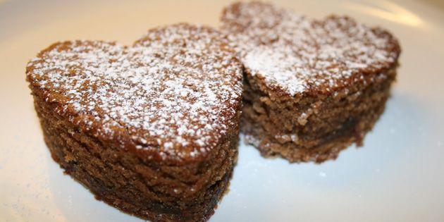 Chokoladekage med mars