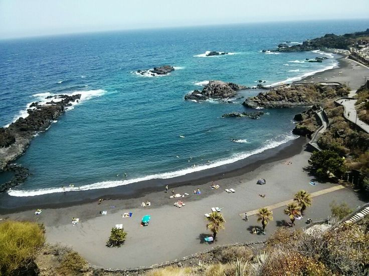 Playa de Los Cancajos en Breña Baja, La Palma