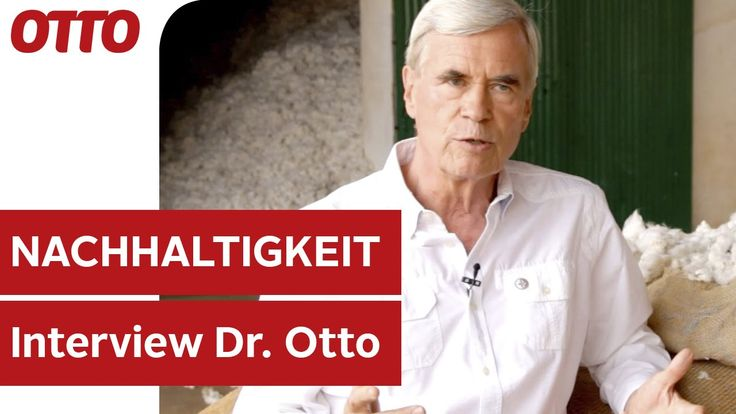 Interview mit Dr. Michael Otto | Cotton made in Africa | Nachhaltigkeit ...