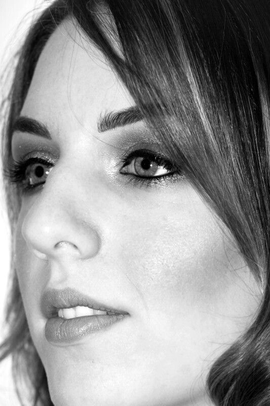 Katie-Marie  #model #beauty #beautiful #portrait #monochrome #blackandwhite