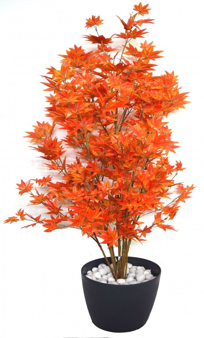 150 Cm Tall Decorative Artificial Japanese Maple Plant