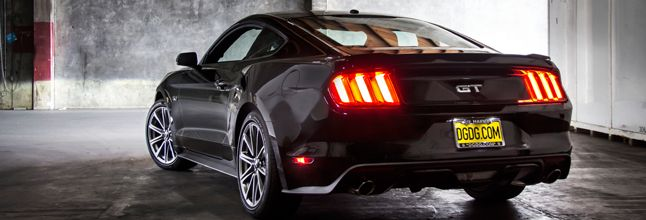 Shiny new #Ford #Mustang #GT! #DGDG #CapitolFord #BeHappy #BayArea