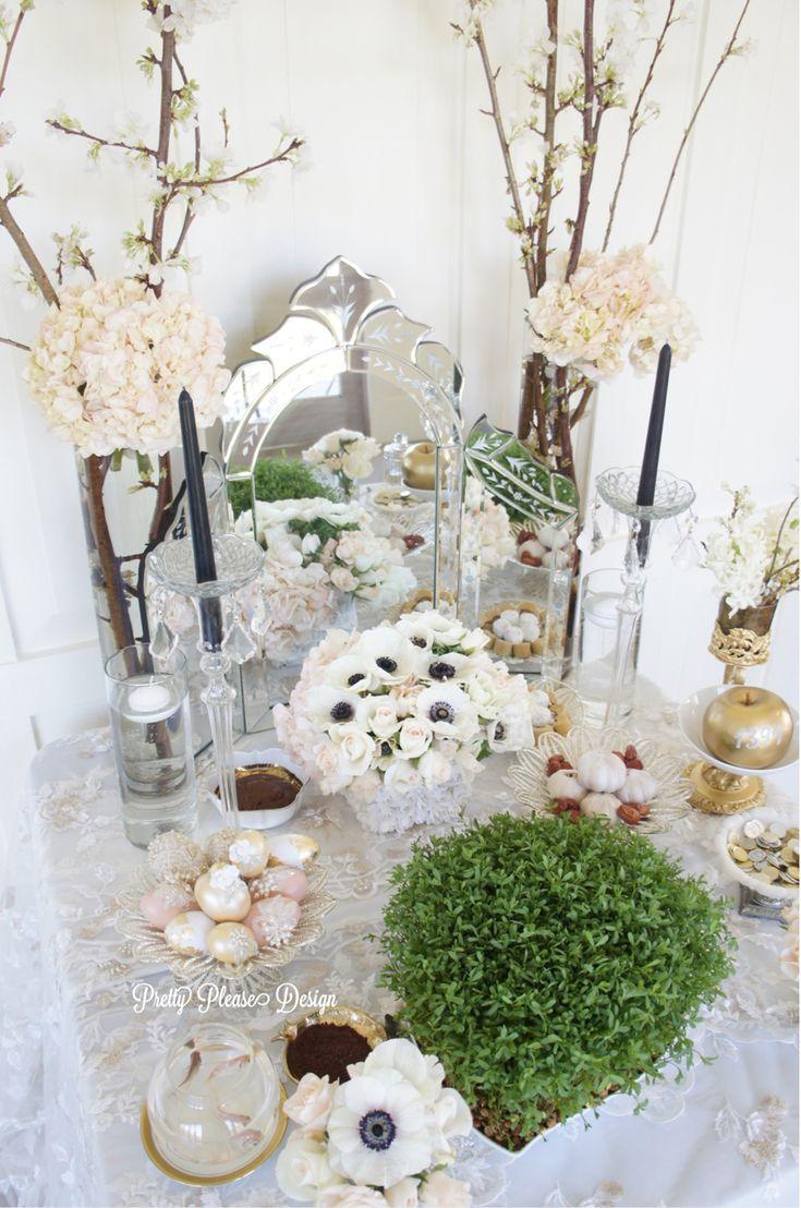 Pretty Please Haftseen {1394}   Persian/Iranian New Year #prettypleasedesign