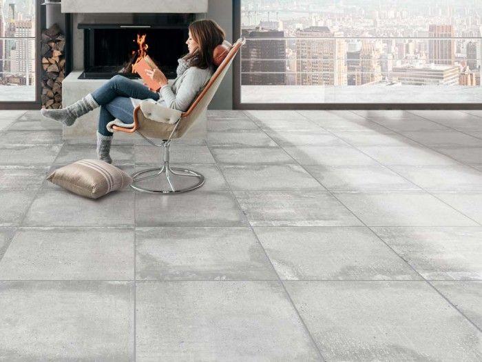 Absolute Grey Floor Tile