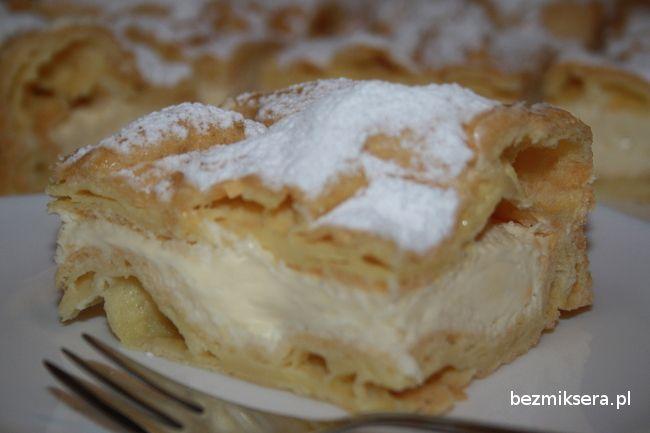 Karpatka - to ciasto chyba wszyscy znają :-)