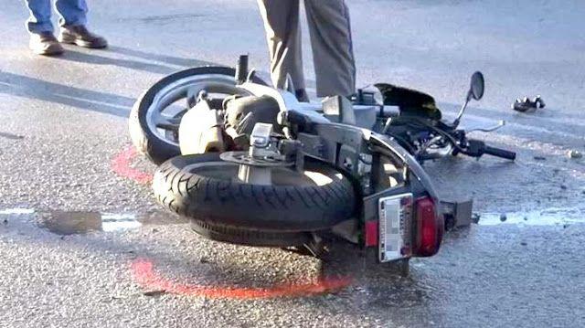 Tabrakan Beruntun Pengendara Sepeda Motor      Medan Online  - Dua pengendara sepeda motor terluka, akibat sepeda motor yang dikemudikan me...