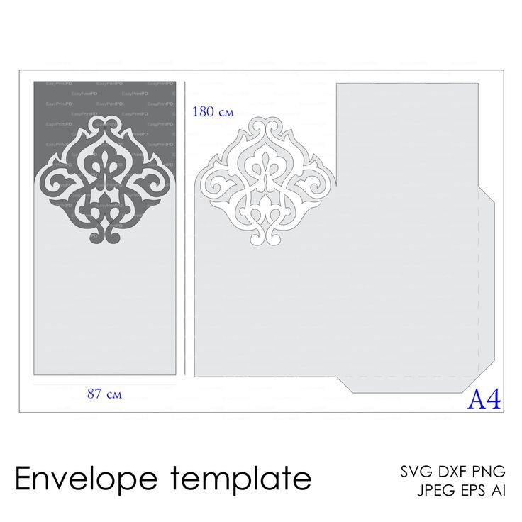 The 25+ best Envelope templates ideas on Pinterest DIY - sample business envelope template