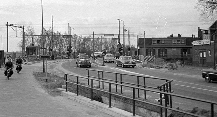 De Vink Leiden (jaartal: 1950 tot 1960) - Foto's SERC