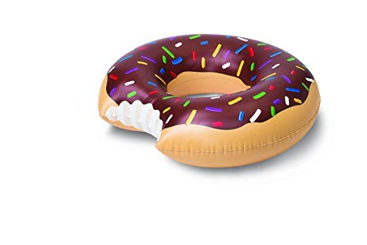 Amazon.ca - Chocolate Donut Floatie