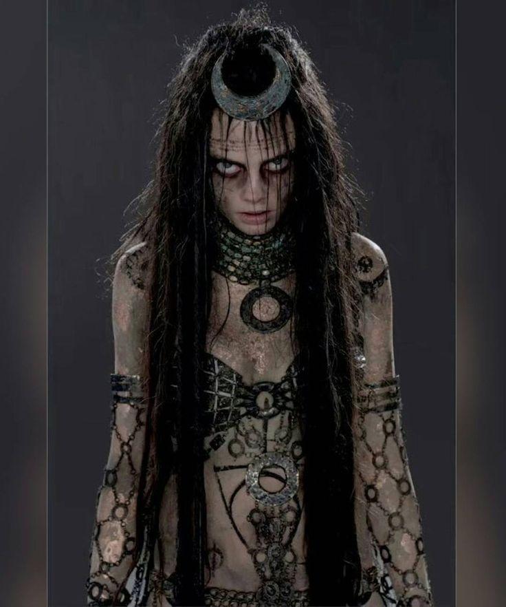 Enchantress - Suicide Squad - Cara Delevingne