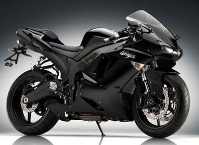 Kawasaki Ninja 600. <3
