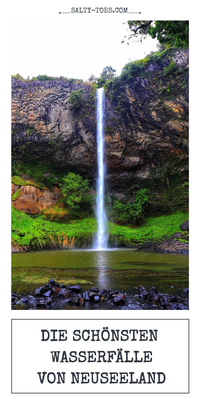 Auf meinem Blog verrate ich dir wo du die schönsten Wasserfälle von Neuseeland finden kannst und gebe dir weitere tolle Inspirationen für deinen nächsten Urlaub!