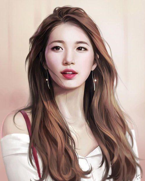 Immagine di fanart, beautiful, and kpop