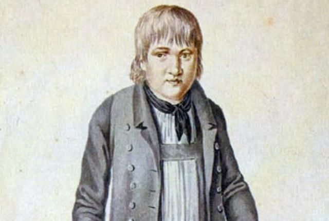 On May 26, 1828, the citizens Nuremburg received quite a surprise when they found a teenage boy wandering around town, alone and mumbling nonsense.  The Mysterious Life and Death of Kaspar Hauser   Mental Floss