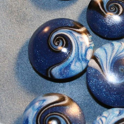 Handmade Polymer Clay Jewelry | You can also use polymer clay beads to create some other exotic ...
