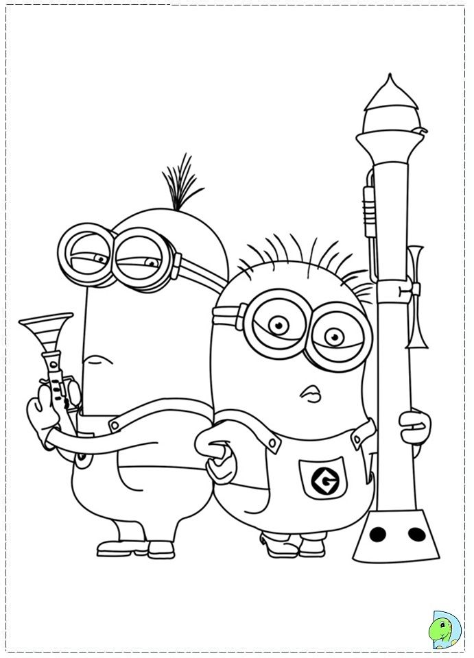 30 best Minions images on Pinterest Coloring books Adult