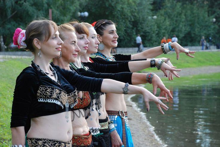 Трайбл в Томске. Tribal бэнд Raady