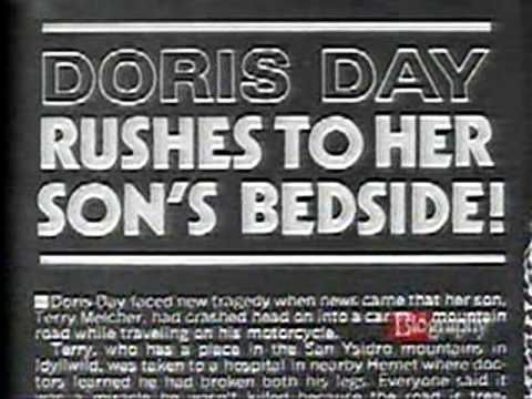 Terry Melcher/Manson connection on Doris Day Bio