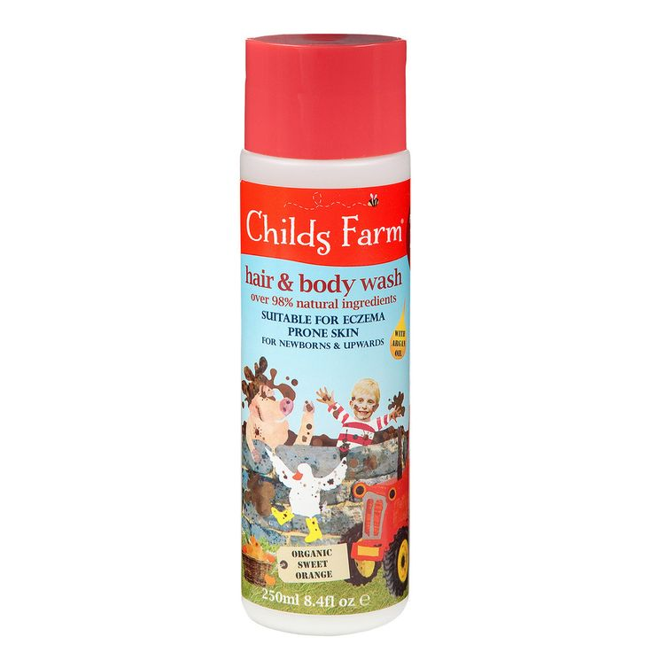 Hair and body wash for dirty rascals - this was one of the first Childs Farm products I purchased. A great multi use shower & bath product. Leaves hair perfectly clean and skin wonderfully soft. The small size (100ml) is a great holiday size.