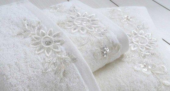 Luksusowy ręcznik Cool 50x90 cm