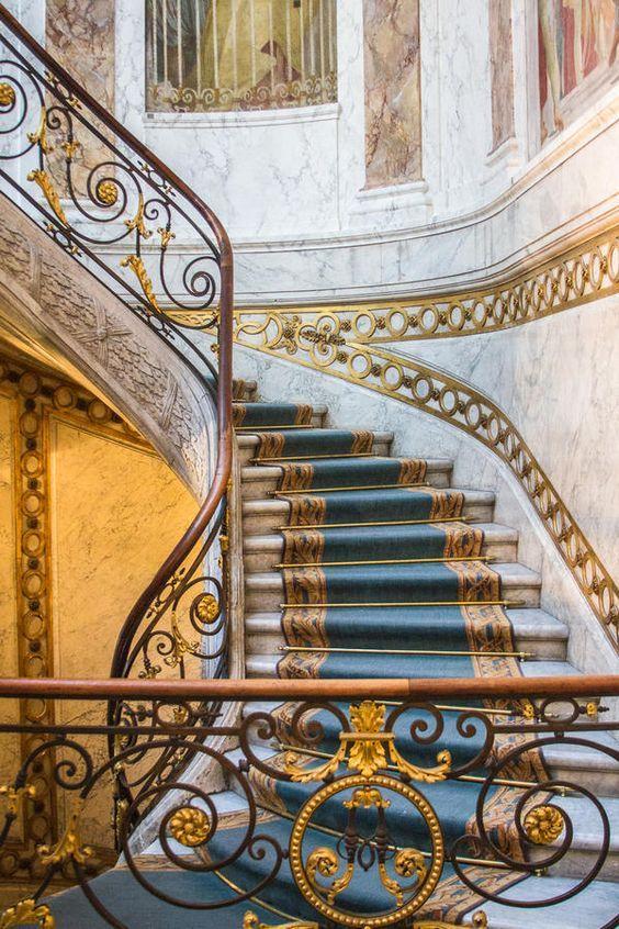 """Musée Jacquemart-André, 158 Boulevard Haussmann, Paris 8e """""""