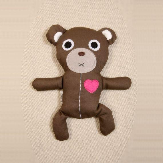 votre nouveau meilleur ami ours en peluche r chauffant une id e cadeau d nich e par georges. Black Bedroom Furniture Sets. Home Design Ideas
